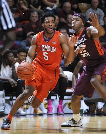 Clemson Tigers vs. Notre Dame Fighting Irish - 2/8/16 College Basketball Pick, Odds, and Prediction