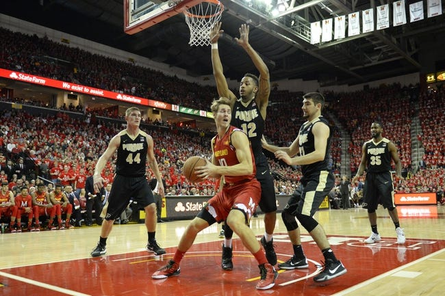 Purdue vs. Maryland - 2/27/16 College Basketball Pick, Odds, and Prediction