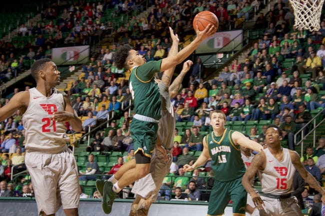 Northern Iowa Panthers vs. George Mason Patriots - 11/30/16 College Basketball Pick, Odds, and Prediction