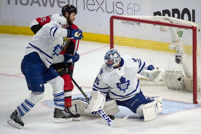 Toronto Maple Leafs vs. Ottawa Senators - 3/5/16 NHL Pick, Odds, and Prediction