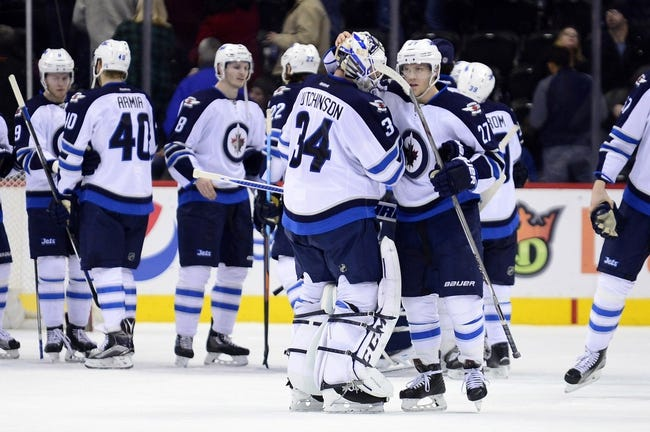 Winnipeg Jets vs. Colorado Avalanche - 3/12/16 NHL Pick, Odds, and Prediction
