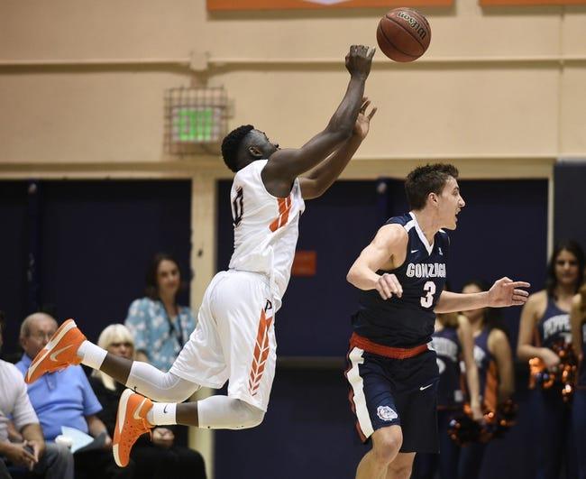Pepperdine vs. Santa Clara - 2/20/16 College Basketball Pick, Odds, and Prediction