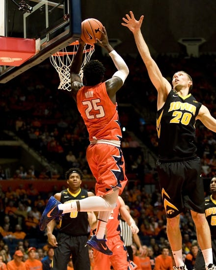 Illinois Fighting Illini vs. Rutgers Scarlet Knights - 2/16/16 College Basketball Pick, Odds, and Prediction