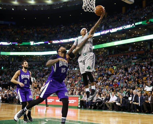 Boston Celtics vs. Sacramento Kings - 12/2/16 NBA Pick, Odds, and Prediction