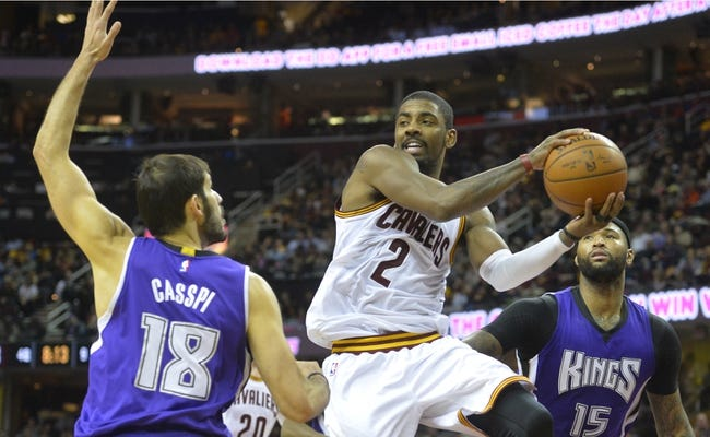 Kings vs. Cavaliers - 3/9/16 NBA Pick, Odds, and Prediction