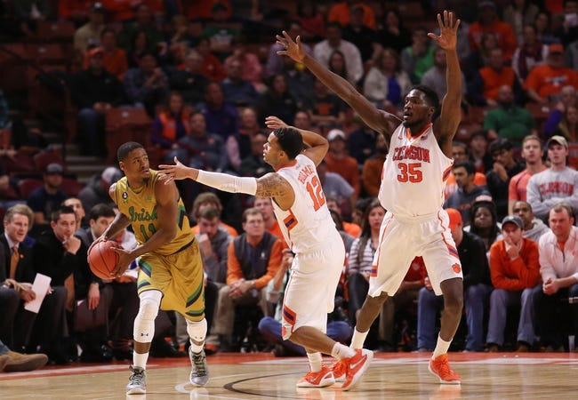 Clemson Tigers vs. Georgia Tech Yellow Jackets - 2/13/16 College Basketball Pick, Odds, and Prediction