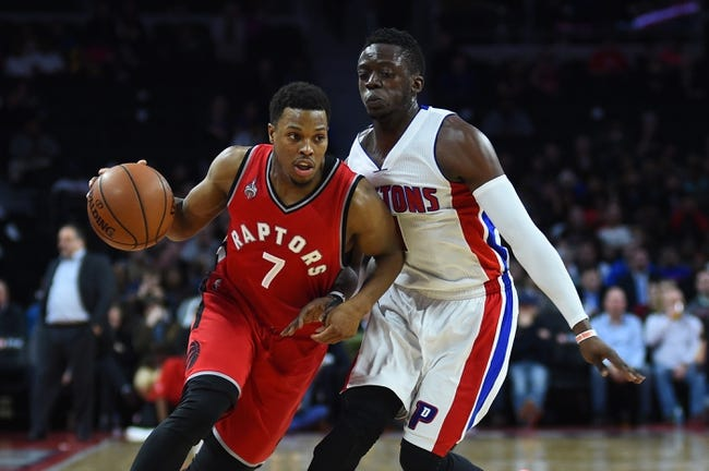 Pistons vs. Raptors - 2/28/16 NBA Pick, Odds, and Prediction
