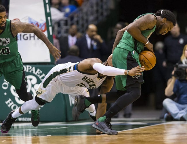 Celtics vs. Bucks - 2/25/16 NBA Pick, Odds, and Prediction