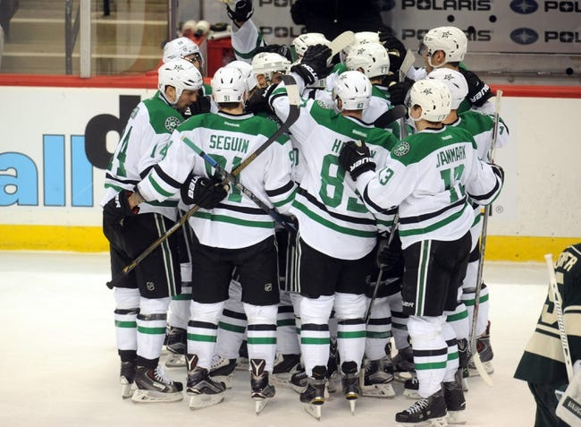 Dallas Stars vs. Minnesota Wild - 4/14/16 NHL Pick, Odds, and Prediction