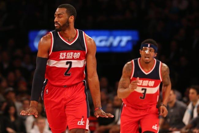 Washington Wizards at Milwaukee Bucks - 2/11/16 NBA Pick, Odds, and Prediction