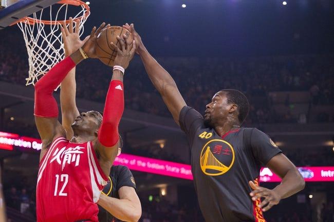 Rockets at Warriors Game 1- 4/16/16 NBA Pick, Odds, and Prediction