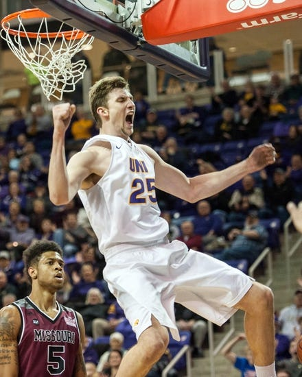 Missouri State vs. Northern Iowa - 1/4/18 College Basketball Pick, Odds, and Prediction