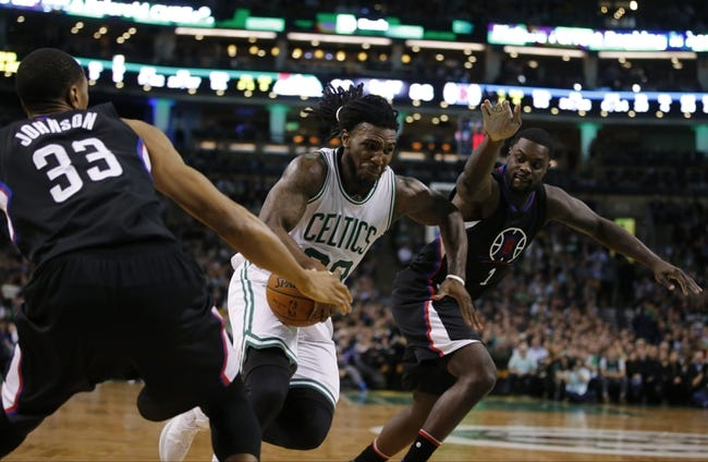 Clippers vs. Celtics - 3/28/16 NBA Pick, Odds, and Prediction
