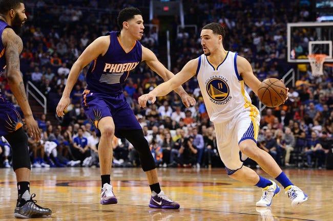 Warriors vs. Suns - 3/12/16 NBA Pick, Odds, and Prediction