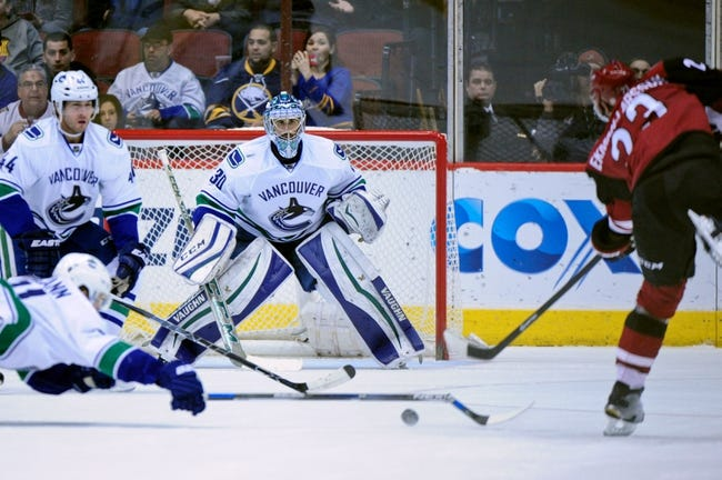 Canucks vs. Coyotes - 3/9/16 NHL Pick, Odds, and Prediction