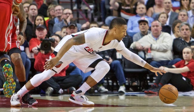 Houston Rockets at Portland Trail Blazers  - 2/25/16 NBA Pick, Odds, and Prediction