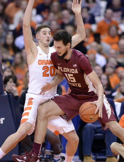 Florida State Seminoles vs. Syracuse Orange - 3/5/16 College Basketball Pick, Odds, and Prediction
