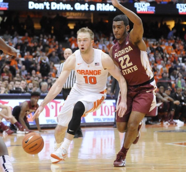 Syracuse Orange vs. Pittsburgh Panthers - 2/20/16 College Basketball Pick, Odds, and Prediction