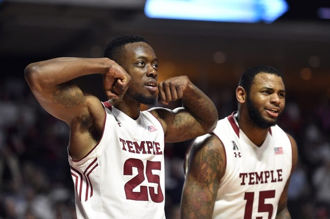 Temple vs. UCF - 2/27/16 College Basketball Pick, Odds, and Prediction