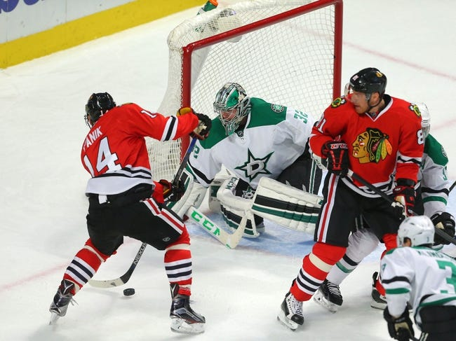 Dallas Stars vs. Chicago Blackhawks - 3/11/16 NHL Pick, Odds, and Prediction
