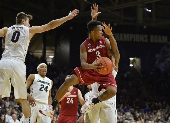 Colorado vs. Washington State - 3/9/16 College Basketball Pick, Odds, and Prediction