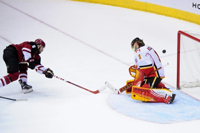 Flames vs. Coyotes - 3/11/16 NHL Pick, Odds, and Prediction