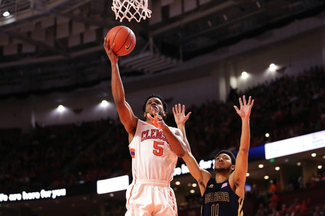Clemson Tigers vs. Boston College Eagles - 2/17/16 College Basketball Pick, Odds, and Prediction