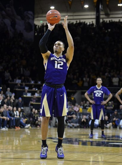 Washington Huskies vs. California Golden Bears - 2/18/16 College Basketball Pick, Odds, and Prediction