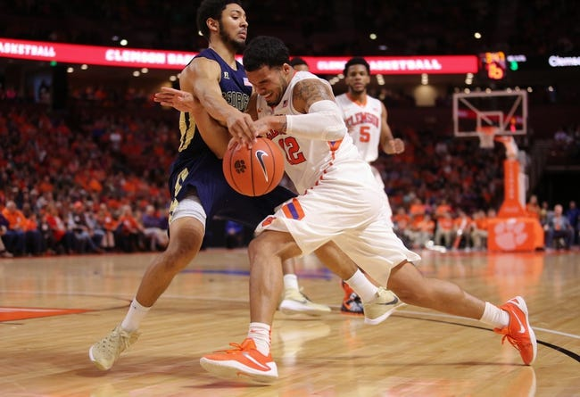 Georgia Tech vs. Clemson - 2/23/16 College Basketball Pick, Odds, and Prediction