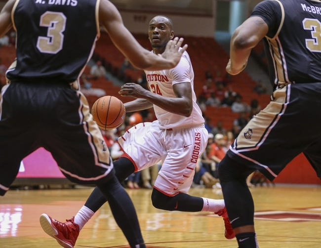 Central Florida vs. Houston - 2/24/16 College Basketball Pick, Odds, and Prediction