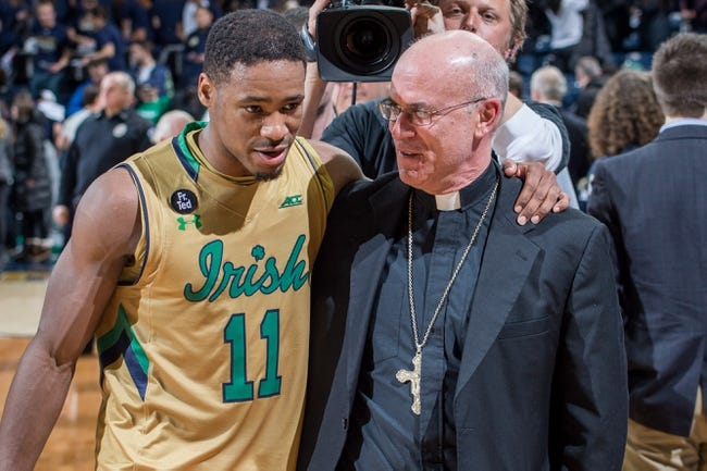 Miami at Notre Dame - 3/2/16 College Basketball Pick, Odds, and Prediction