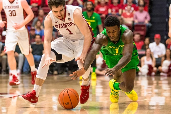 Washington State Cougars vs. Stanford Cardinal - 2/18/16 College Basketball Pick, Odds, and Prediction
