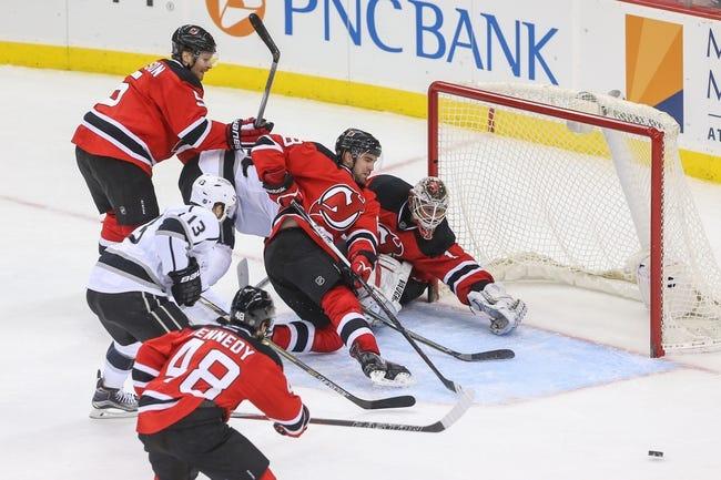 Kings vs. Devils - 3/12/16 NHL Pick, Odds, and Prediction