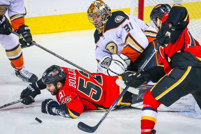 Ducks vs. Flames - 2/21/16 NHL Pick, Odds, and Prediction