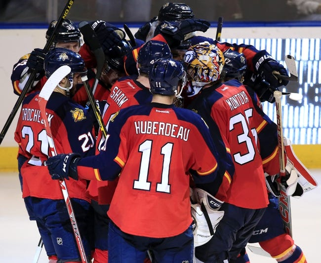 Pittsburgh Penguins vs. Florida Panthers - 10/25/16 NHL Pick, Odds, and Prediction