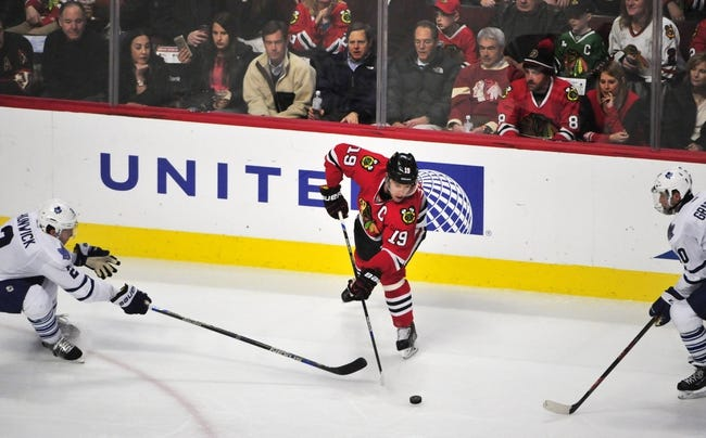 Chicago Blackhawks vs. Toronto Maple Leafs - 10/22/16 NHL Pick, Odds, and Prediction
