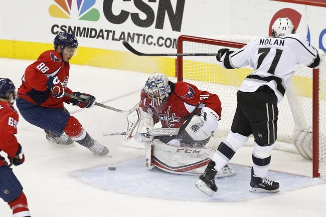 Kings vs. Capitals - 3/9/16 NHL Pick, Odds, and Prediction