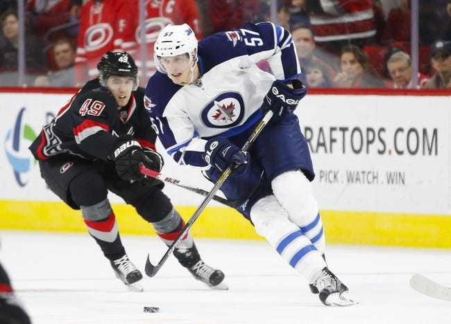 Winnipeg Jets vs. Carolina Hurricanes - 10/13/16 NHL Pick, Odds, and Prediction