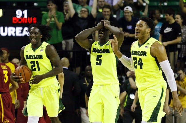 Kansas at Baylor - 2/23/16 College Basketball Pick, Odds, and Prediction