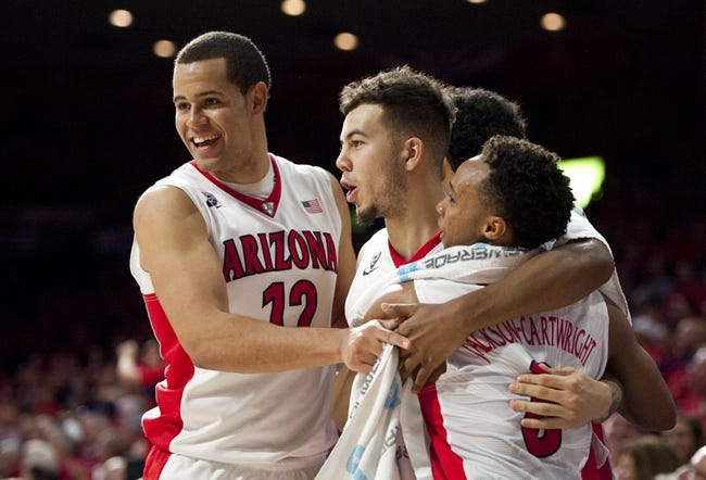 Colorado Buffaloes vs. Arizona Wildcats - 2/24/16 College Basketball Pick, Odds, and Prediction