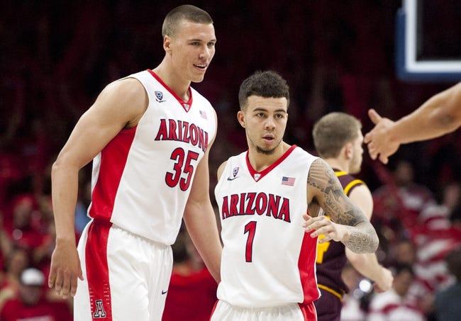 Wichita State vs. Arizona - 3/17/16 NCAA Tournament Pick, Odds, and Prediction
