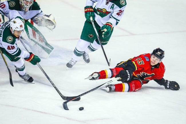 Wild vs. Flames - 3/24/16 NHL Pick, Odds, and Prediction