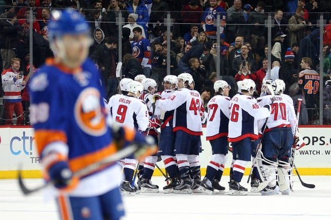 Washington Capitals vs. New York Islanders - 4/5/16 NHL Pick, Odds, and Prediction