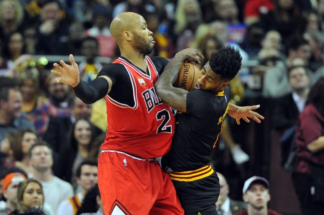 Bulls vs. Cavaliers - 4/9/16 NBA Pick, Odds, and Prediction