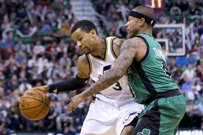 Utah Jazz at Boston Celtics - 2/29/16 NBA Pick, Odds, and Prediction