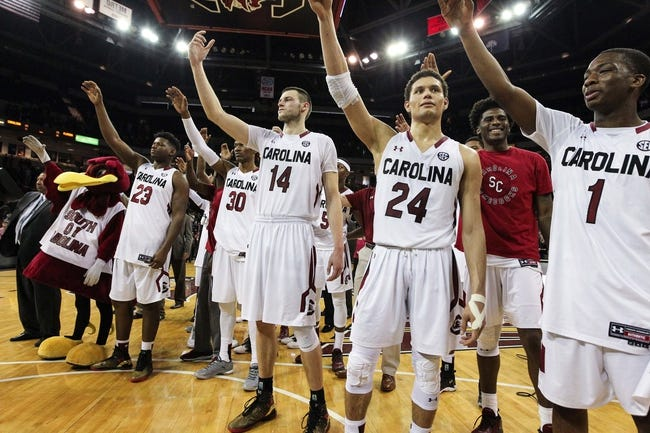 South Carolina vs. Tennessee - 2/24/16 College Basketball Pick, Odds, and Prediction