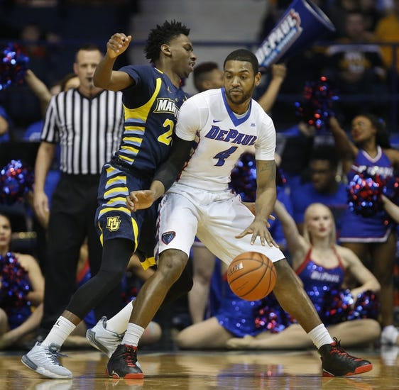 DePaul Blue Demons vs. St. John's Red Storm - 2/25/16 College Basketball Pick, Odds, and Prediction