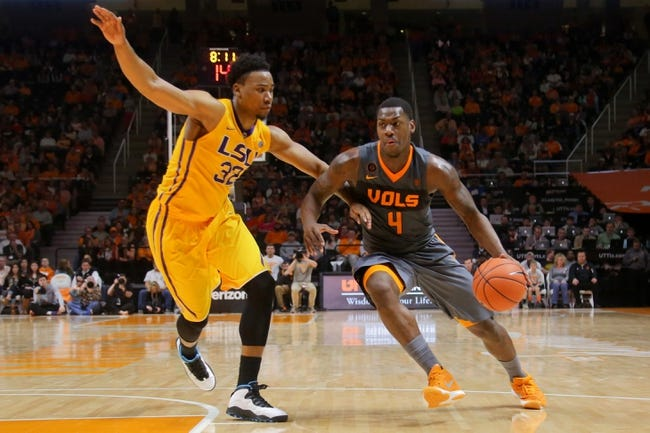 Tennessee vs. Arkansas - 2/27/16 College Basketball Pick, Odds, and Prediction