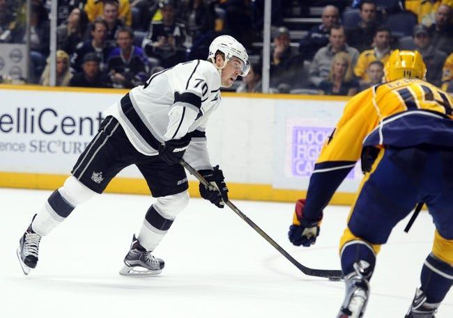 Predators vs. Kings - 3/21/16 NHL Pick, Odds, and Prediction