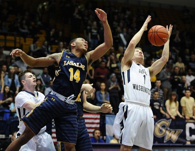 George Washington vs. La Salle - 2/7/18 College Basketball Pick, Odds, and Prediction